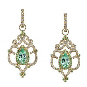 Lady Diana Earrings